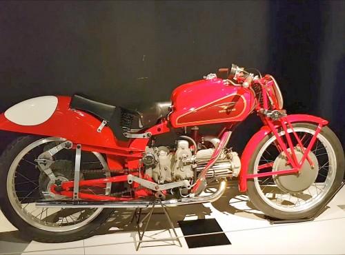 Moto Guzzi Dondolino. Motocykl z 1946 roku tak piękny, że mógłby być produkowany obecnie