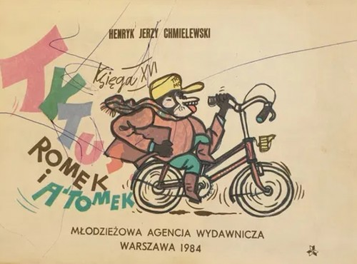 tytus romek atomek papcio chmiek henryk chmielewski z