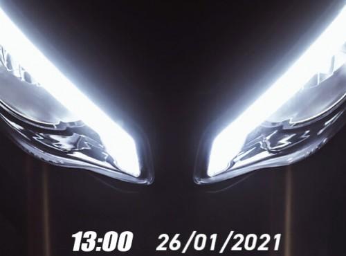Premiera nowego 2021 Triumph Speed Triple 1200 RS - kiedy jest i gdzie oglądać?