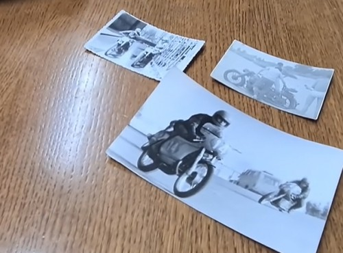 Ryszard Mankiewicz, Włodek Kwas, Bogdan Kanty w historii polskich motocykli pana Wojtka. Niezwykły film ABcar Oldtimers