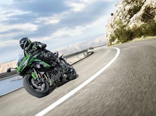 Kawasaki pracuje nad elektroniczną zmianą biegów
