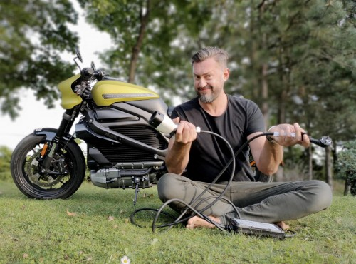 Marcin Prokop i motocykle. Wywiad dla Ścigacz.pl. Rozmowa o wspólnej pasji i o motocyklach