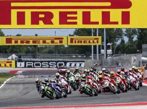 Pirelli i organizatorzy FIM World Superbike Championship przedłużają umowę o współpracy