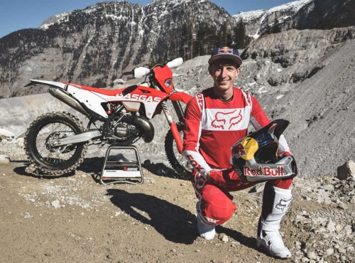 Michael Walkner wystartuje w Mistrzostwach Świata Hard Enduro w barwach GASGAS