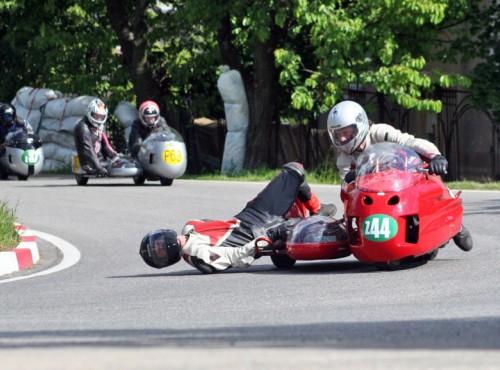 Czy motocykliści to szaleńcy?