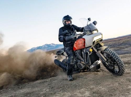 Harley-Davidson Pan America 1250, czyli wszystko jest drogą