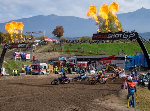 Fabryczny zespół Yamahy rozpocznie europejski sezon motocrossowy bez Benistanta
