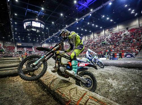 Mistrzostwa Świata SuperEnduro 2021: trzy rundy w Budapeszcie w kwietniu
