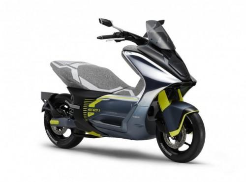 Nadchodzi rewolucja - najwięksi producenci zamierzająopracować jeden standard baterii dla motocykli elektrycznych