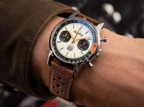 Breitling Top Time Deus - luksusowy, ale surowy zegarek dla bezkompromisowych motocyklistów