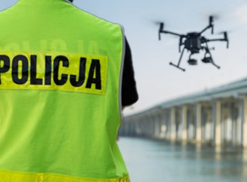 Policja jużzaczęła korzystać z dronów - powietrznych nadzorców nie zauważysz, ani przed nimi nie uciekniesz