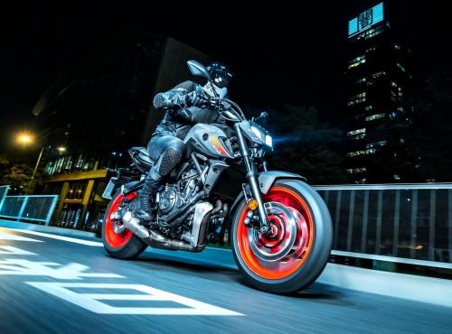 Prezentacja nowych motocykli Yamahy. Odkrywamy karty na sezon 2021