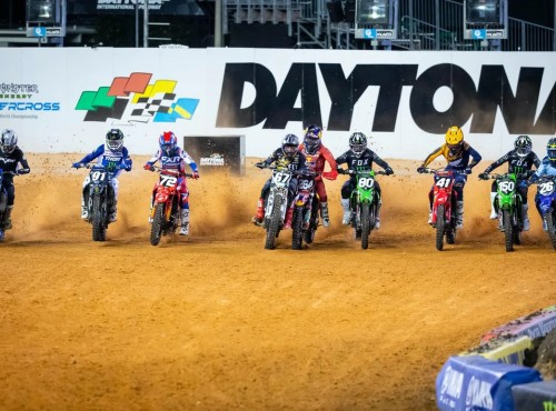 AMA Supercross: Kawasaki rządzi w Daytonie. Wyniki dziewiątej rundy [VIDEO]