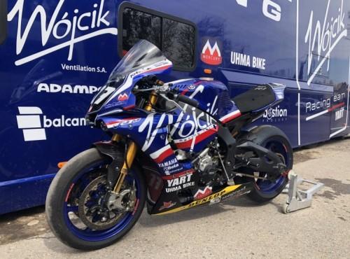 Yamaha R1 Cup wystartuje jużw maju, a na liście startowej jest między innymi Przemysław Saleta