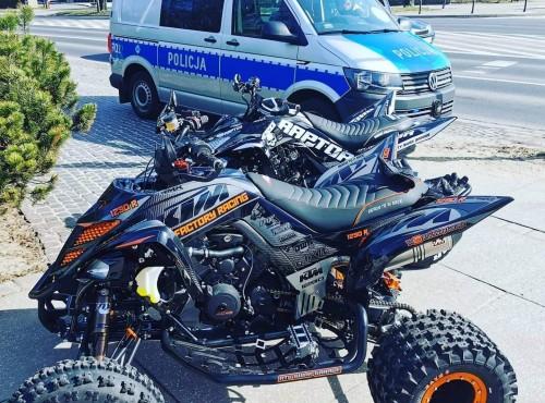 Rozpoczęcie sezonu motocyklowego w Częstochowie na Jasnej Górze 2021 - powrót do normalności