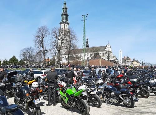 Otwarcie Sezonu Motocyklowego Zlot Gwiaździsty w Częstochowie 2021 - jak było naprawdę?
