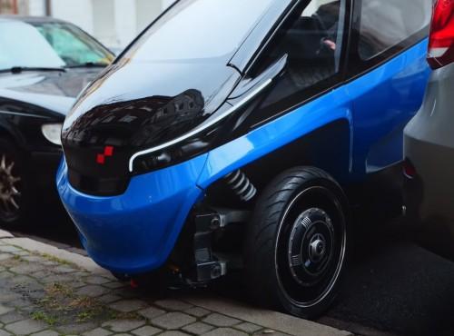 Elektryczny Triggo jest jak motocykl? Pomysł Rafała Budweila może być światowym hitem [FILM]