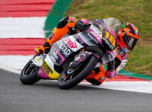 MotoGP 2021: Andrea Migno niepokonany w kwalifikacjach Moto3 do GP Portugalii