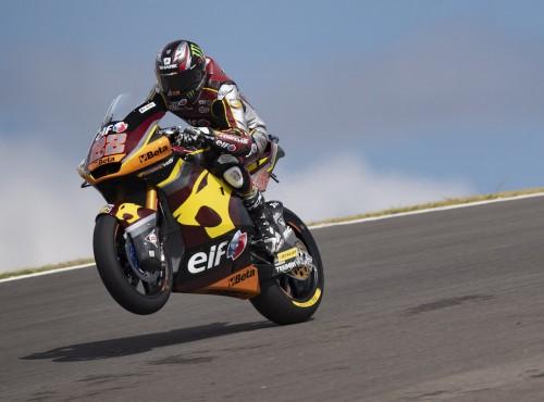 MotoGP 2021: Sam Lowes wygrywa kwalifikacje Moto2 do Grand Prix Portugalii