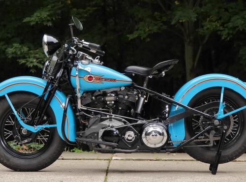8 rewolucyjnych motocykli Harley-Davidson, czyli subiektywne