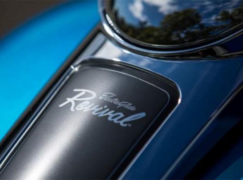 Motocykl Harley-Davidson Electra Glide Revival pojawi się wkrótce i zapoczątkuje nową serię specjalnych edycji
