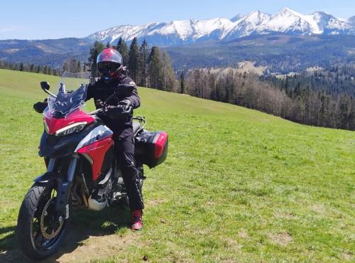 2021 Ducati Multistrada V4S - zabraliśmy ją w góry i opadły nam szczęki