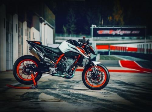 Motocykle KTM made in China trafią na rynek już za rok - stworzy je CFMoto