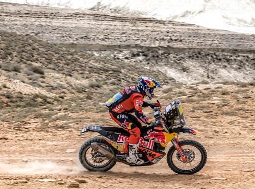 Wyniki trzeciego etapu Rajdu Kazachstanu