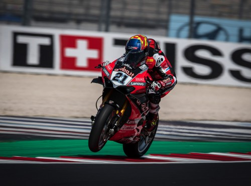WSBK 2021: Michael Ruben Rinaldi wygrywa pierwszy wyścig World Superbike na torze w Misano