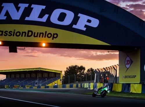 Podwójne podium zespołów Dunlopa w 24 Heures Motos