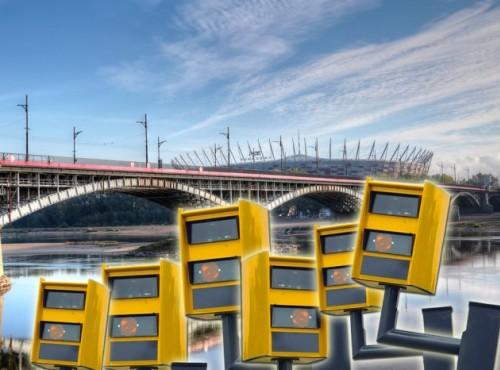 Fotoradary na moście Poniatowskiego - Główny Inspektorat Transportu Drogowego zaczyna tracić cierpliwość