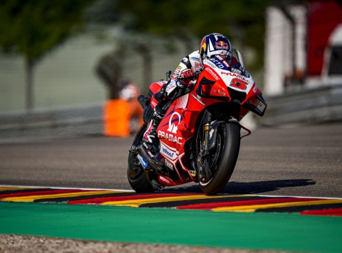 MotoGP 2021: Johann Zarco zdobywa pole position do wyścigu MotoGP o Grand Prix Niemiec na torze Sachsenring