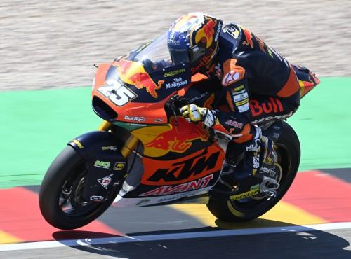 MotoGP 2021: Raul Fernandez zdobywa pole position do wyścigu Moto2 o Grand Prix Niemiec na torze Sachsenring