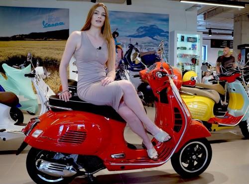 Vespa świętowała swoje 75 urodziny. Piękne skutery i niezwykła atmosfera w Liberty Motors Piaseczno