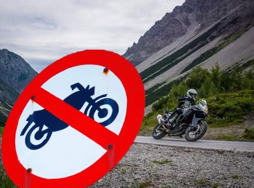 Włoskie Alpy mniej przyjazne dla podróżujących na motocyklach - policja w Trentino ruszyła z masowymi kontrolami