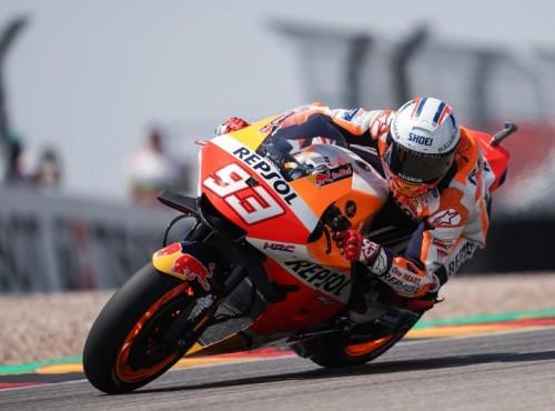 MotoGP 2021: Marc Marquez wygrywa wyścig MotoGP o Grand Prix Niemiec na torze Sachsenring