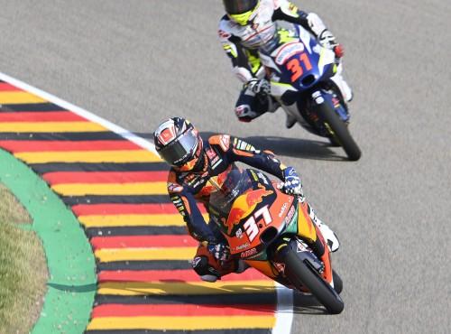MotoGP 2021: Pedro Acosta wygrywa wyścig Moto3 o Grand Prix Niemiec na torze Sachsenring