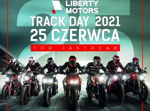 Liberty Motors zaprasza na Track Day. Zapisz się i wybierz motocykl spośród kilkunastu modeli!