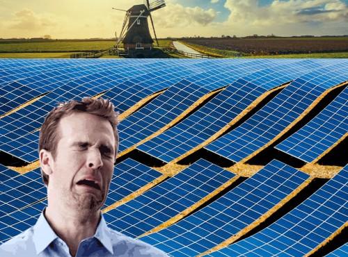 Panele słoneczne na autostradach. Holendrzy będą generować zieloną energię z dróg?