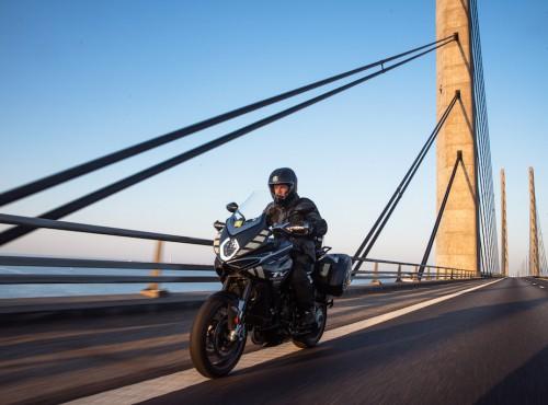 MV Agusta Turismo Veloce Lusso SCS i Valero Boni ustanawiają nowy rekord świata w podróżowaniu
