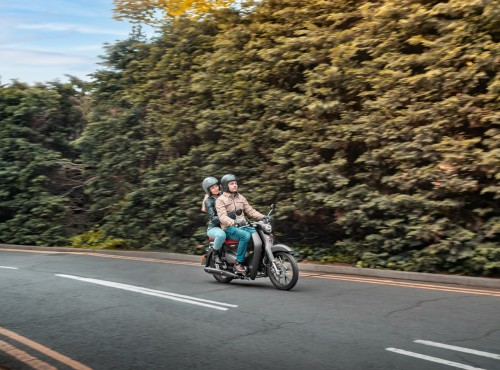 2022 Honda Super Cub 125. Opis, zdjęcia, dane techniczne