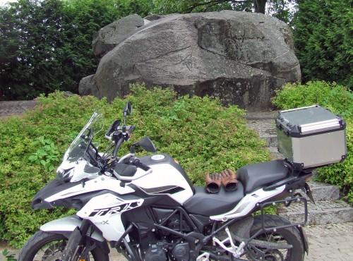 Warmia i Mazury - czym się różnią? Motocyklowa trasa po odmiennościach Warmii i Mazur (TPM #8)