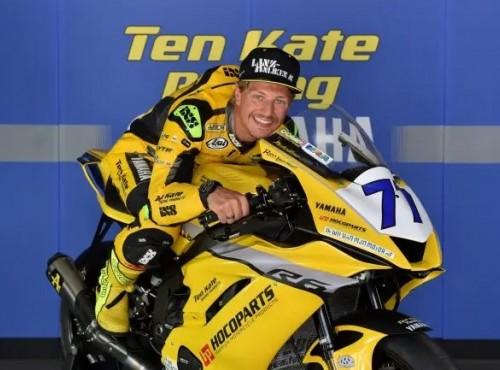WSBK 2021: Dominique Aegerter wygrał kwalifikacje i wyścig World Supersport na TT Circuit Assen