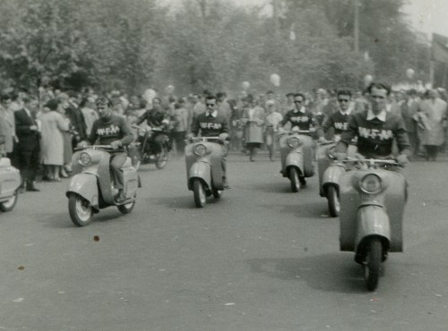 Czy wiesz gdzie jest w Warszawie fabryka WFM? Warszawska Fabryka Motocykli - to już 70. lat historii