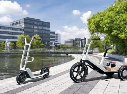 BMW Dynamic Cargo i Clever Commute to dwa nowe pojazdy niemieckiego koncernu. Są przeznaczone do jazdy w mieście