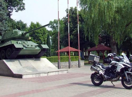 Co warto zobaczyć w okolicach Chełma? Trasa motocyklowa 200 km po Lubelszczyźnie (TPM #9)