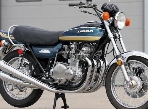 Kawasaki Z 1 - opis, zdjęcia, historia, wady, zalety, typowe usterki