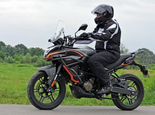Nowość w klasie motocykli adventure? Voge 300DS wjeżdża na testy do naszej redakcji