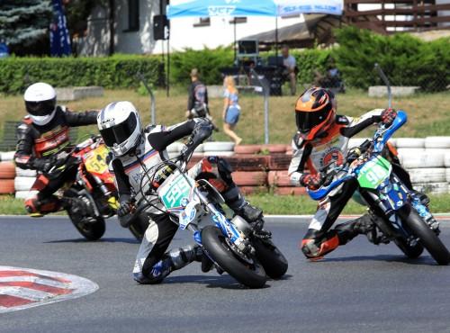 Zacięta rywalizacja Pit Bike SM na bydgoskim Kartodromie