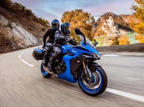 Nowe Suzuki GSX-S1000GT - opis, zdjęcia, dane techniczne